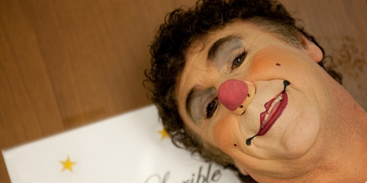 DAVID LARIBLE IL CLOWN DEI CLOWN