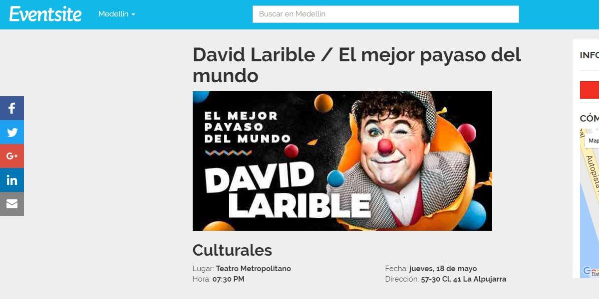 David Larible El mejor payaso del mundo