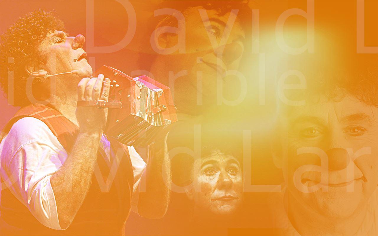 David Larible - Un diario aggiornato dei pensieri e degli eventi del clown più famoso al mondo.